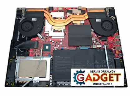 система охлаждения ноутбука СЦ GadGet